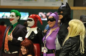 Some geek pride. Photo by Will Merydith