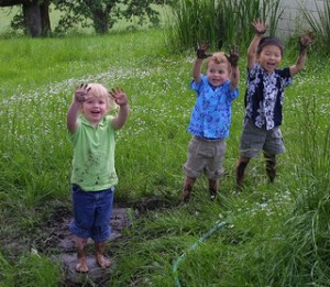 outdoor kids